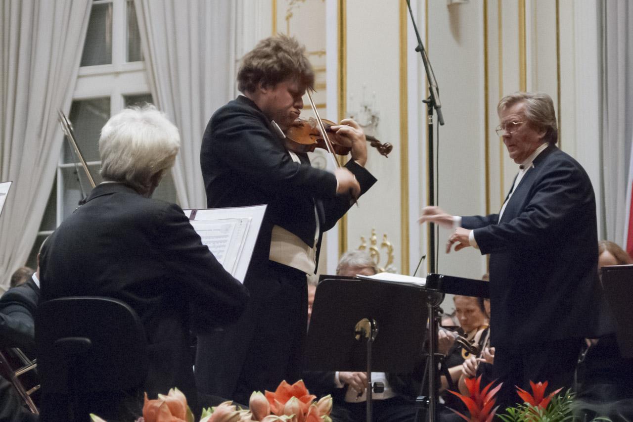 Veľký symfonický orchester P. I. Čajkovského © A Trizuljak