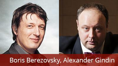 Boris Berezovsky, Alexander Gindin