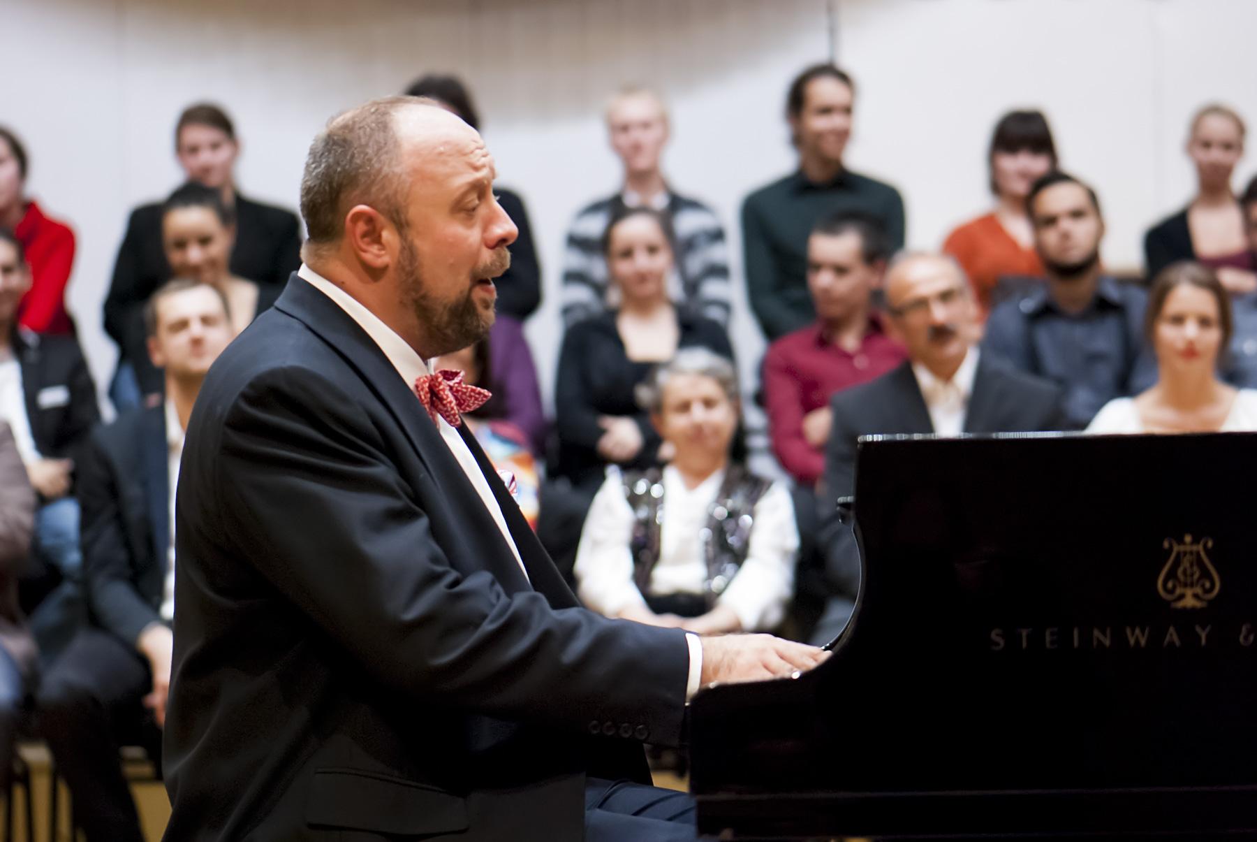 Alexander Gindin, foto Alexander Trizuljak