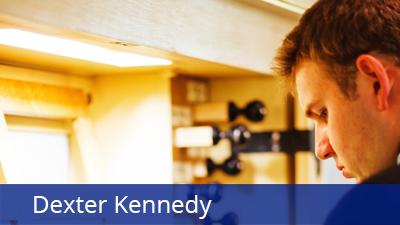 Dexter Kennedy, organ