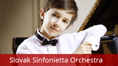 Slovak Sinfonietta Orchestra Žilina, Martin Chudada