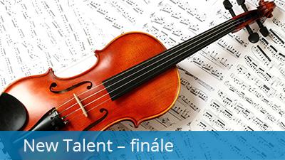New Talent – finále