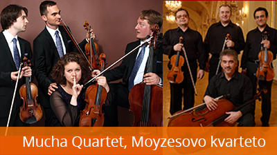 Mucha Quartet, Moyzesovo kvarteto
