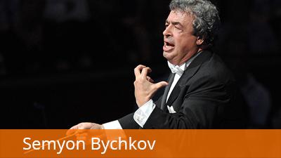 Semyon Bychkov, dirigent