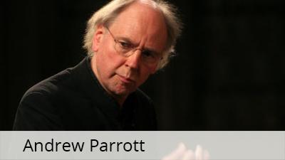 Andrew Parrott, dirigent