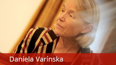 Daniela Varínska, klavír