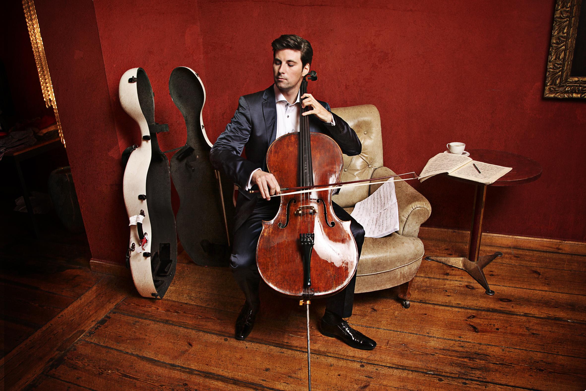 Daniel Müller-Schott, violončelo