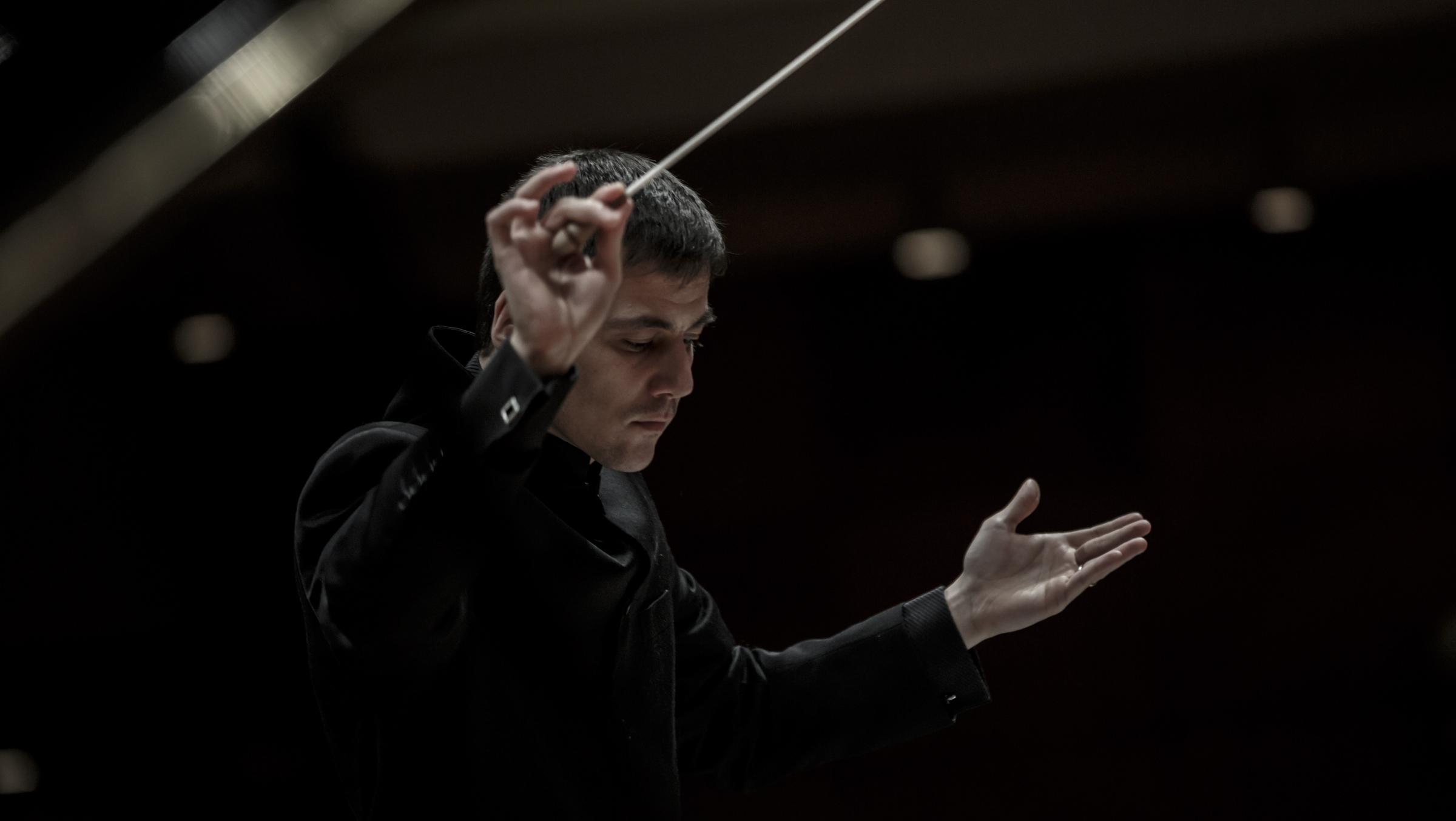 Ivan Buffa, dirigent
