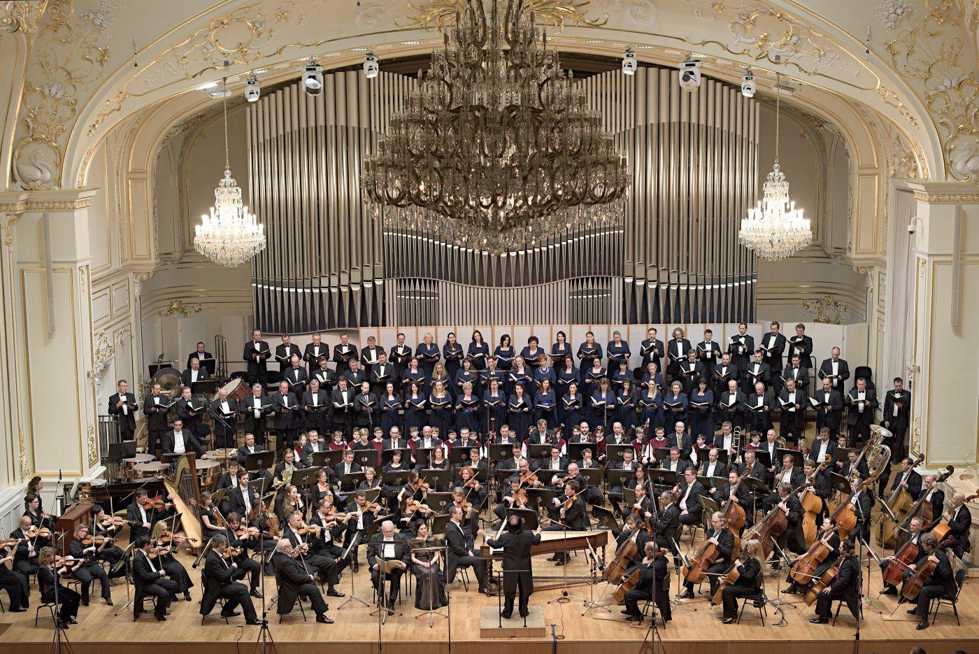 Slovenská filharmónia, Slovenský filharmonický zbor © Jan Lukas