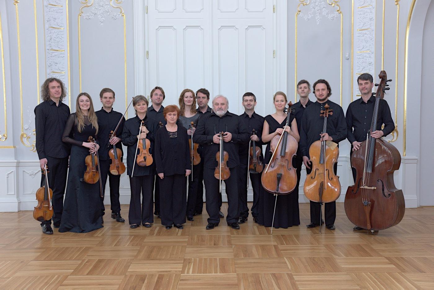 Slovenský komorný orchester c Jan Lukas