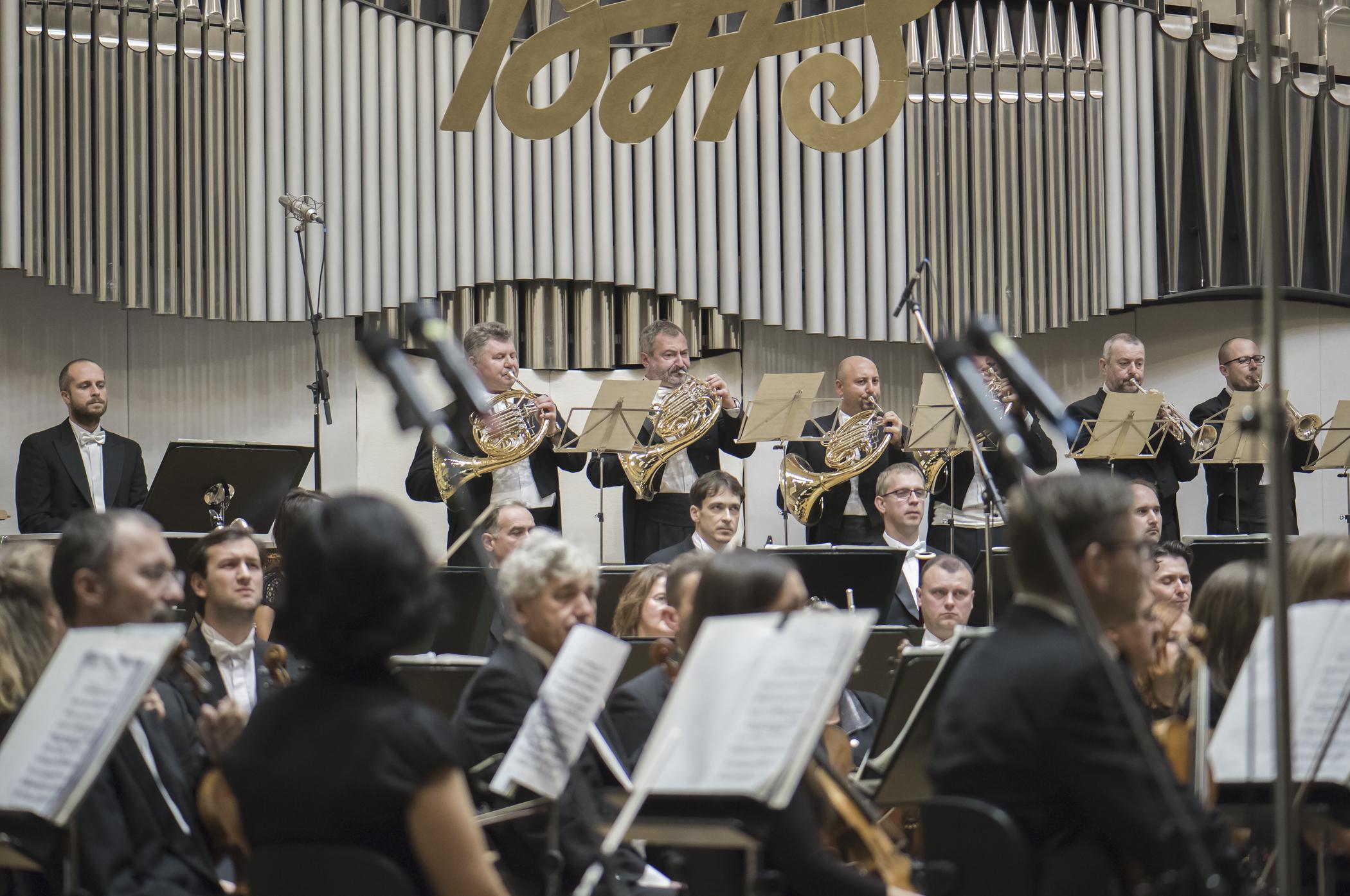 Bratsilavské hudobné slávnosti 18. 11. 2006 Otvárací koncert photo Alexander Trizuljak