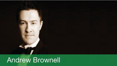 Andrew Brownell, klavír