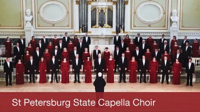 St Petersburg State Capella Choir