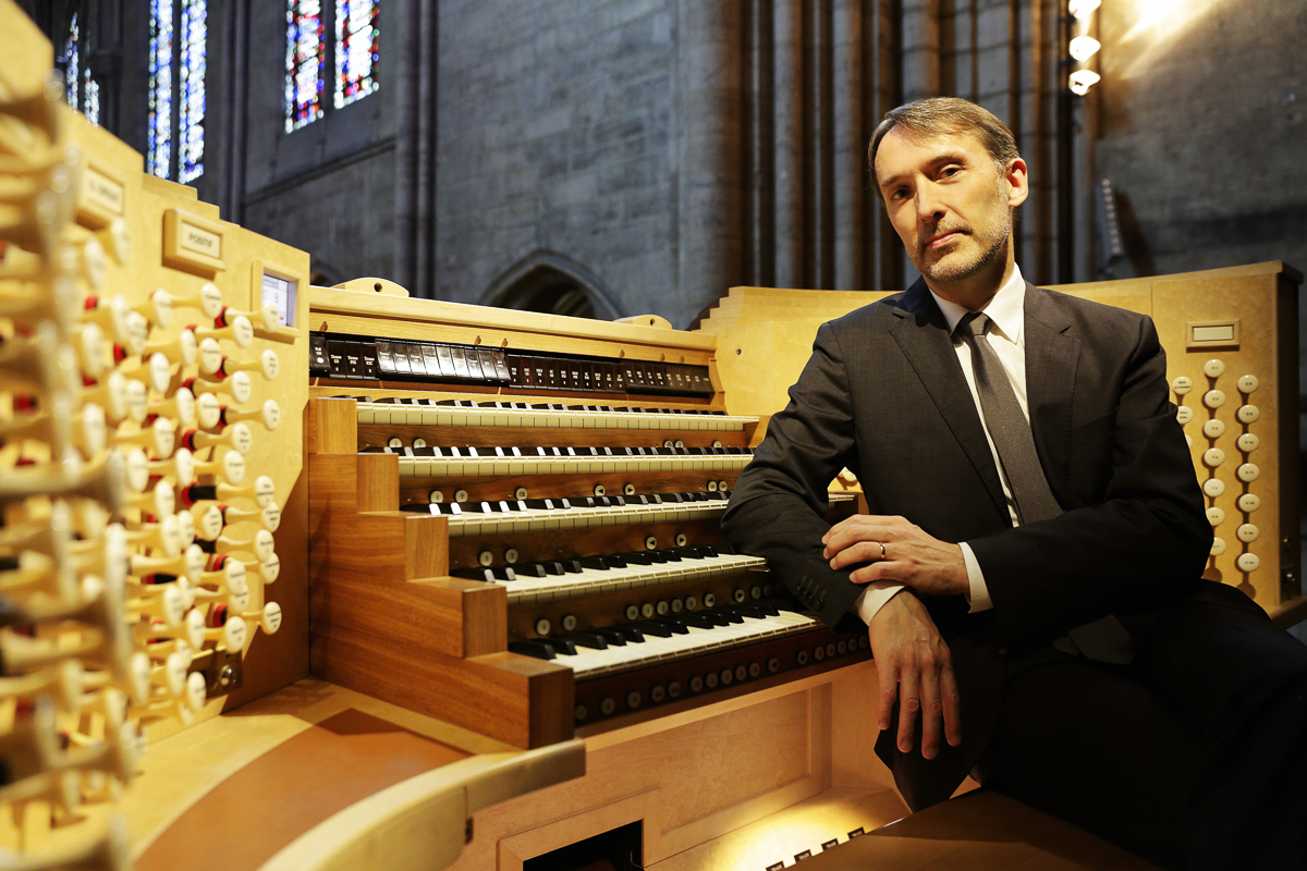 Organový recitál – Olivier Latry