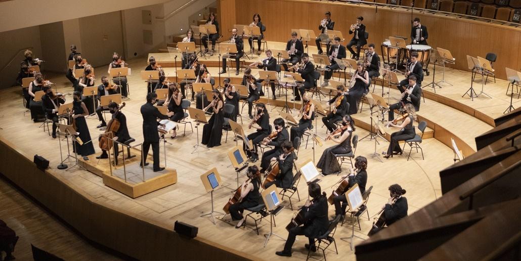 Orquesta Sinfonica Freixenet de la Escuela Superior Reina Sofia