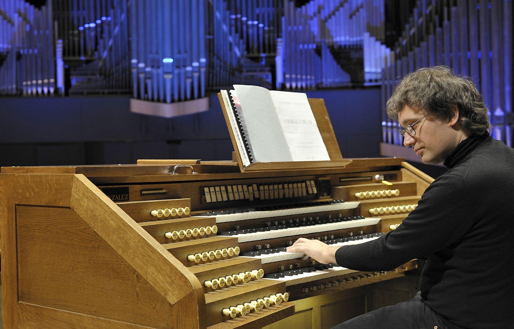 Organový koncert