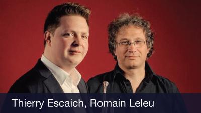 Thierry Escaich, Romain Leleu