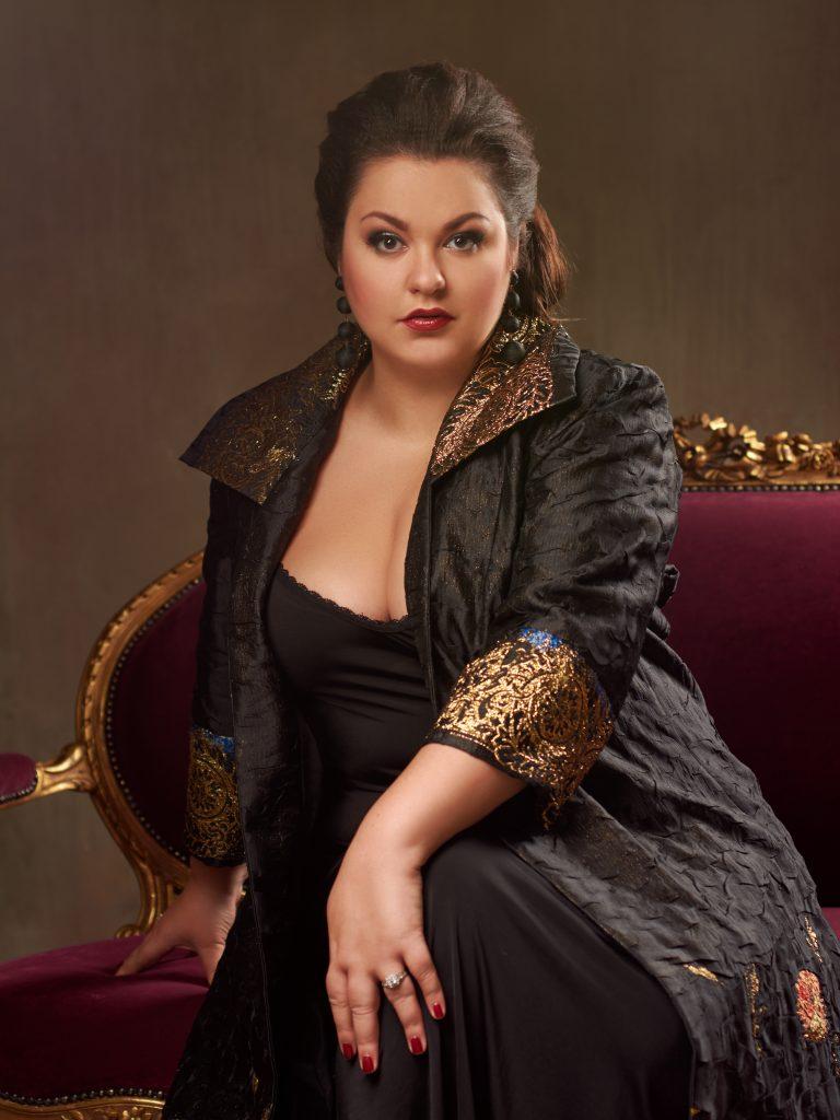 Olesya Petrova Photo by Andrey Revenko
