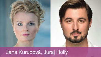 Jana Kurucová, Juraj Hollý