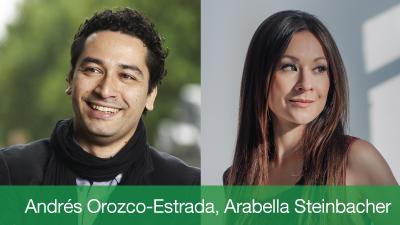 Andrés Orozco-Estrada, Arabella Steinbacher