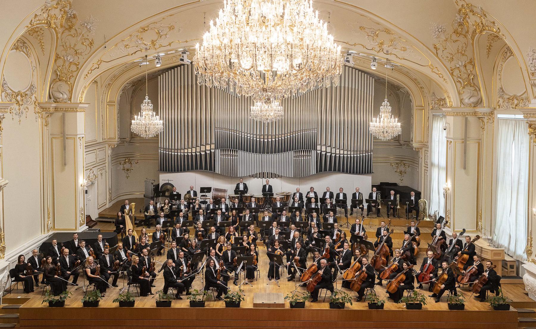 Otvárací koncert 56. ročníka Bratislavských hudobných slávností